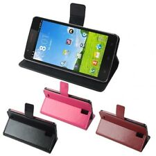 Flip Leather Magnetic Protective Case For Elephone P7 Blade