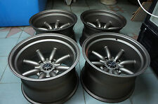 JDM 15X10 Datsun Ae86 240z wheels watanabe rkr rs rims S30 260z z31 s130 ta22