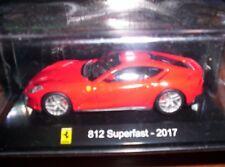 FERRARI - 812 SUPERFAST - 2017 - SCALA 1/43