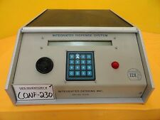 IDI 202G-COM Integrated Dispense System Photoresist IDS Controller 2-Card Used