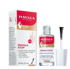 MAVALA STOP Helps Prevent Nail Biting and Thumb Sucking 10ml/.3 fl oz.