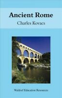 Ancient Rome, Paperback by Kovacs, Charles, Brand New, Free shipping in the US
