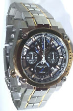 Men's Bulova Precisionist Chronograph Two-Tone Watch 98B317