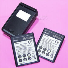 3In1 Kit Samsung Galaxy S Iii Sch-i535 Battery (2x 5250mAh) + Travel Usb Charger