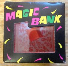 RARE Vintage Justen Products Magic Bank! NIB! See Pics!