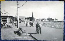 Scotland Victoria Promenade Largs - posted 1964