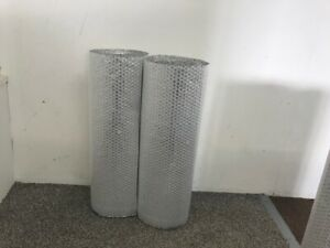 Single Foil Bubble Insulation for floor wall caravan shed loft roof 10m2