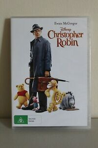 DVD: CHRISTOPHER ROBIN (1 DISC) NEW & SEALED