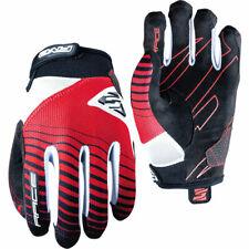 Five Gloves Handschuhe RACE Kinder Gr. L / 5 rot