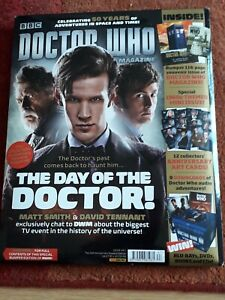 Dr Who Magazine 50th Anniversary Special