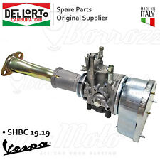CARBURATORE DELL'ORTO SHBC 19-19 COMPLETO PIAGGIO VESPA 50 SPECIAL R L N