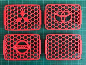 Rejilla para Snorkel Tapa Ventilación Todoterreno 4x4 - 3D Print