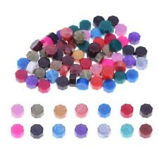 100Pcs/set Sealing Wax Beads for Seal Stamp Document Wedding Envelope Card