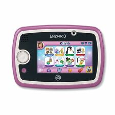 LeapFrog LeapPad 3 Learning Tablet (Pink) Pink