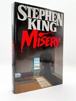 Misery - FIRST EDITION - 1st Printing - Stephen KING 1987 - The Stand Nightshift