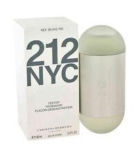 212 by Carolina Herrera 3.4 / 3.3 oz edt Perfume for women NEW tester
