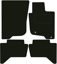 Mitsubishi L200 Double Cab Tailored Deluxe Quality Car Mats 2006-2017