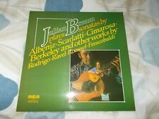 UK RCA LP 'JULIAN BREAM PLAYS SONATAS'' - MINT VINYL & COVER - SUPERB!!!!