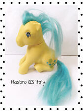 My little pony 1983 Italy Mon petit poney vintage Hasbro