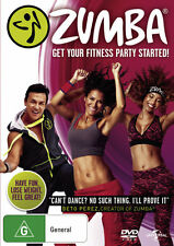 Zumba Fitness  - DVD - NEW Region 4, 2