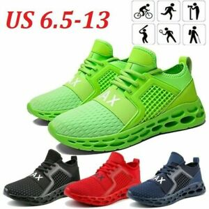Men's Large Size Running Shoes Outdoor Leisure Jogging Non-slip Sneakers Gym