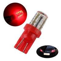 Rojo 24smd T10 La luz de la placa de licencia Luz del coche Bombilla LED