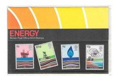 Royal Mail Presentation Pack No.99 Energy 1978