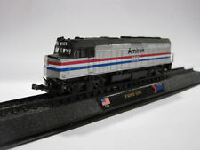 AMER COM 1/160 N Scale Locomotive F40PH Amtrak USA - 1976 Diecast Model Train