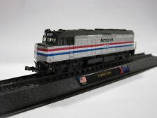 AMER COM 1/160 N Scale Locomotive F40PH Amtrak USA - 1976 Diecast Model Train
