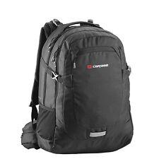Caribee College X-Tend 40 LT Laptop School Bag Uni Backpack BLACK