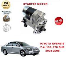 für Toyota Avensis T25 2.4 2003-2008 DENSO Original Anlasser OE