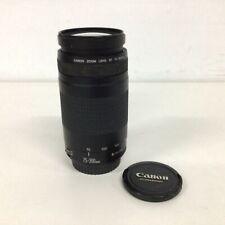 Canon EF 75-300mm f4.0-5.6 II Zoom Lens #563