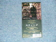 "STING Police  Japan 1993 Factory Sealed Tall 3"" CD Single NOTHING 'BOUT ME"
