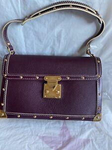 Authentic LOUIS VUITTON Limited Suhali Small Le Talentueux Bag