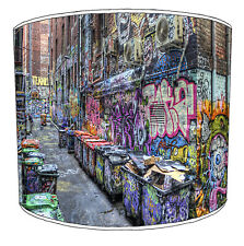 Graffiti Street Art Childrens Lampshade Ideal To Match Bedding Curtains Duvets