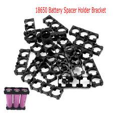 20PCS Battery Spacer 3x 18650 Radiating Holders Bracket EV Electric Car Toy Bike