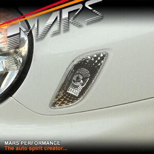 Fender Side Reflector Marker Indicator Lights for Subaru Impreza 01-03 WRX STi
