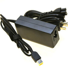 AC Adapter Power Supply Charger Cord For Lenovo Thinkpad L440 L450 L540 X250 65w