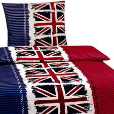 2-teilige Bettwäschegarnituren mit 200 cm Breite x 135 Flaggenmotiven