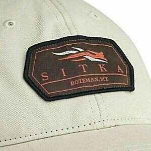 SITKA MESHBACK ADJUSTABLE TRUCKER HAT. TAN 90211-TN-0SFA