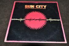 "Artists united against Apartheid - Sun City -12"" Maxi Vinyl Schallplatte LP"