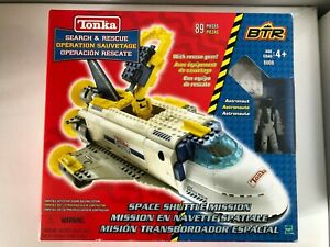 BTR Tonka Search & Rescue Space Shuttle Mission Building Set 8008 New
