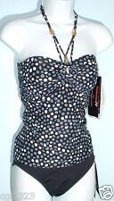 COCO REEF Women Swimsuit 2-PC Sz S Underwired Tankini Set NWT $96