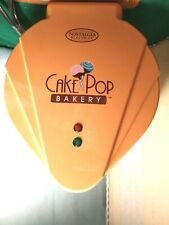 Nostalgia Electrics Cake Pop Bakery Appliance Gently Used Condition Makes 7 Pops