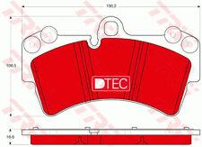 AUDI Q7 4L Brake Pads Set Front 4.2 4.2D 06 to 15 TRW 4L0698151C 7L0698151J New