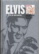 ELVIS PRESLEY BOOK + CD Gold Records VOL.2 MADE in ITALY 2010 SEALED Mondadori