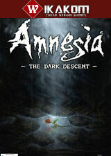 Amnesia: The Dark Descent vapeur Digital NO DISC/box ** LIVRAISON RAPIDE! **