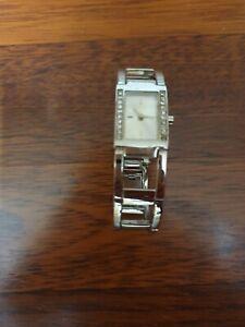 Ladies Diamante Bracelet Watch