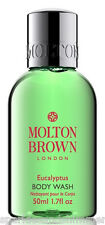 Molton Brown EUCALYPTUS Shower Gel BODY WASH 50ml TRAVEL SIZE