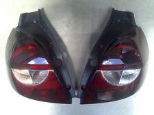Schw. Rückleuchten Lasierung / Lasur / Lasieren Ihrer Renault Clio 3 Rücklichter